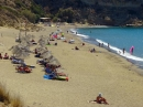 The famous Kommos Beach
