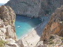 Agiofarago beach (Holy Canyon)